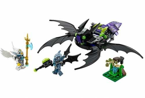 Конструктор LEGO Legends of Chima 70128 Крылатый истребитель Браптора