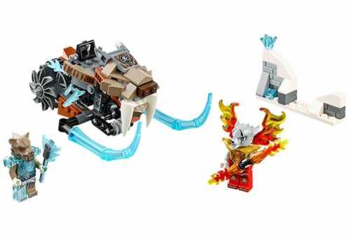 Конструктор LEGO Legends of Chima 70220 Саблецикл Стрейнора
