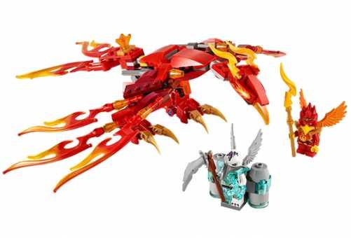 Конструктор LEGO Legends of Chima 70221 Последний феникс Флинкса