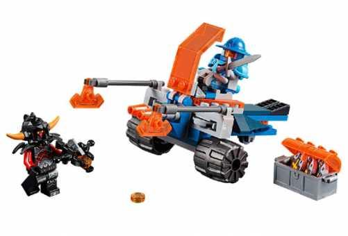 Конструктор LEGO Nexo Knights 70310 Королевский боевой бластер
