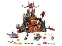 Конструктор LEGO Nexo Knights 70323 Вулканическая база Джестро