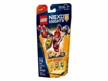 Конструктор LEGO Nexo Knights 70331 Абсолютная сила Мэйси