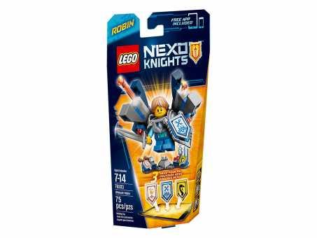 Конструктор LEGO Nexo Knights 70333 Абсолютная сила Робина