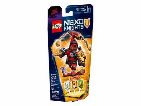 Конструктор LEGO Nexo Knights 70334 Абсолютная сила Хозяина Тварей