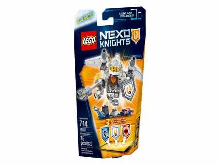 Конструктор LEGO Nexo Knights 70337 Абсолютная сила Ланса