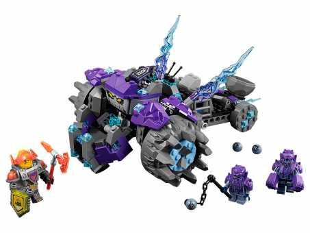 Конструктор LEGO Nexo Knights 70350 Три брата