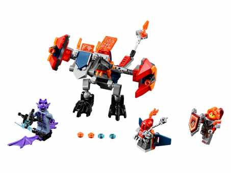 Конструктор LEGO Nexo Knights 70361 Дракон Мэйси