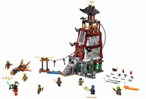 Конструктор LEGO Ninjago 70594 Осада маяка