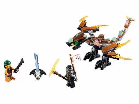 Конструктор LEGO Ninjago 70599 Дракон Коула