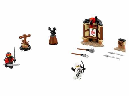 Конструктор LEGO The Ninjago Movie 70606 Уроки мастерства кружитцу