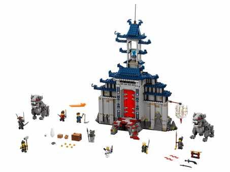 70617 - LEGO Ninjago Храм Последнего великого оружия