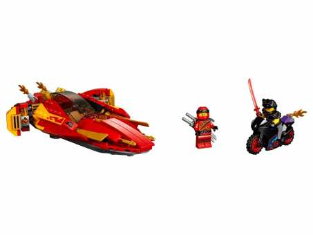 Конструктор LEGO Ninjago 70638 Катана V11