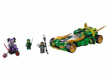 Конструктор LEGO Ninjago 70641 Ночной вездеход Ниндзя