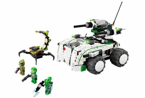 Конструктор LEGO Galaxy Squad 70704 Уничтожитель инсектоидов