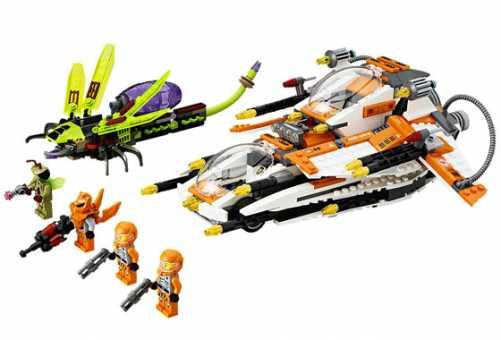 Конструктор LEGO Galaxy Squad 70705 Охотник за инсектоидами