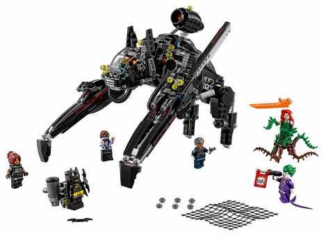 Конструктор LEGO The Batman Movie 70908 Скатлер