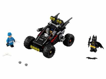 Конструктор LEGO The Batman Movie 70918 Пустынный багги Бэтмена