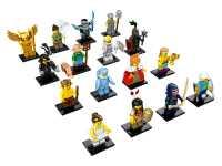 Конструктор LEGO Collectable Minifigures 71011 Серия 15