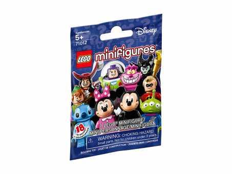 Конструктор LEGO Collectable Minifigures 71012 Герои Диснея