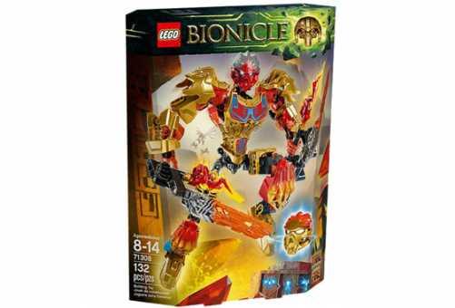 Конструктор LEGO Bionicle 71308 Таху - объединитель Огня