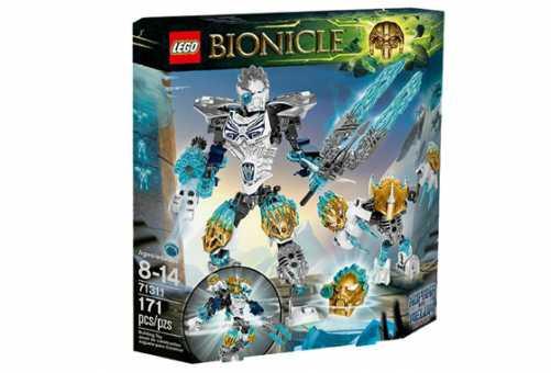 Конструктор LEGO Bionicle 71311 Единство Копаки и Мелума