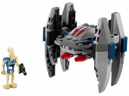 Конструктор LEGO Star Wars 75073 Дроид-стервятник