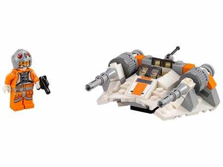 Конструктор LEGO Star Wars 75074 Снеговой спидер