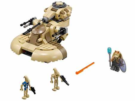 Конструктор LEGO Star Wars 75080 Бронированный штурмовой танк ААТ