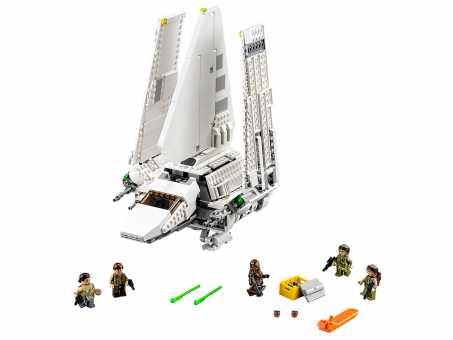 Конструктор LEGO Star Wars 75094 Имперский шаттл Тайдириум