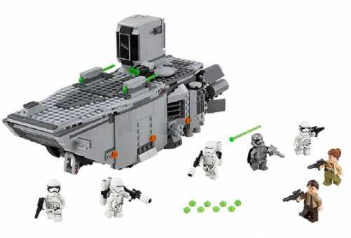 Конструктор LEGO Star Wars 75103 Перевозчик Первого Ордена