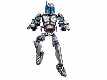 Конструктор LEGO Star Wars 75107 Джанго Фетт