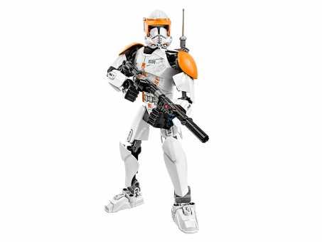Конструктор LEGO Star Wars 75108 Клон-коммандер Коди