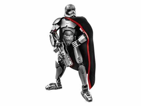 Конструктор LEGO Star Wars 75118 Капитан Фазма