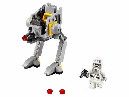 Конструктор LEGO Star Wars 75130 Вездеходная оборонительная платформа AT-DP