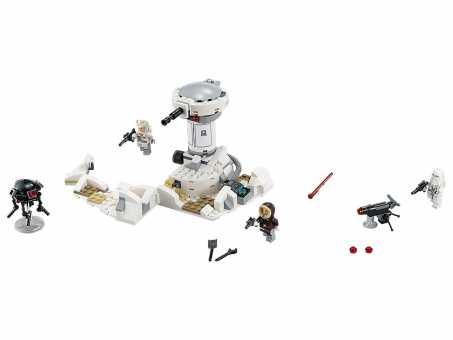 Конструктор LEGO Star Wars 75138 Нападение на Хот