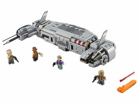 Конструктор LEGO Star Wars 75140 Десантный корабль Сопротивления