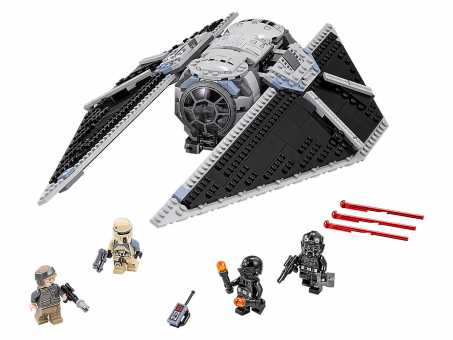 Конструктор LEGO Star Wars 75154 СИД-истребитель