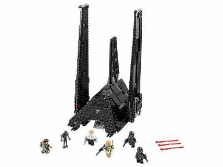 Конструктор LEGO Star Wars 75156 Имперский шаттл Кренника