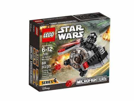 Конструктор LEGO Star Wars 75161 Ударный истребитель СИД
