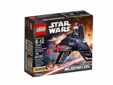 Конструктор LEGO Star Wars 75163 Имперский шаттл Кренника