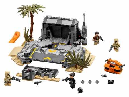 Конструктор LEGO Star Wars 75171 Битва на Скарифе