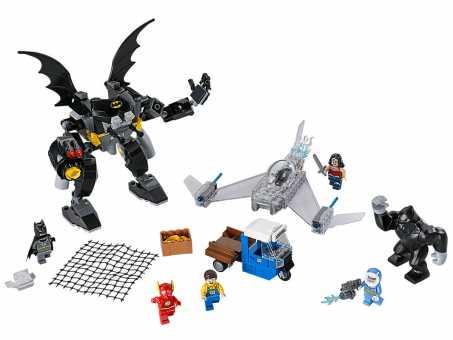 Конструктор LEGO DC Super Heroes 76026 Свирепость Гориллы Гродда
