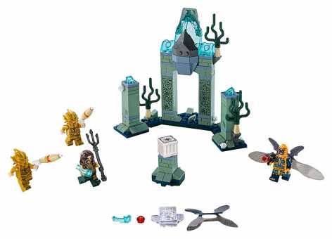Конструктор LEGO DC Super Heroes 76085 Битва за Атлантиду