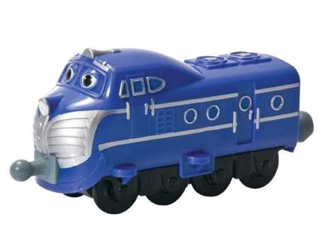 "Chuggington Локомотив ""Гаррисон"", серия Die-Cast, LC54011"