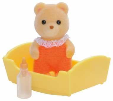 Игровой набор Sylvanian Families Малыш Медвежонок 3424/5073
