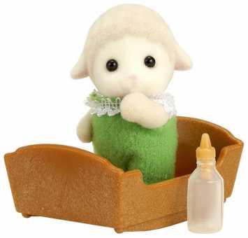 Игровой набор Sylvanian Families Малыш овечка 3413/5074