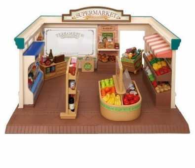 Игровой набор Sylvanian Families Супермаркет 2887