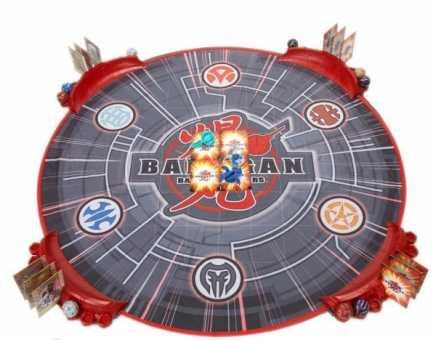 SM64309 - Игрушка Bakugan круглая арена для битв