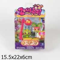 SM13203 - Игрушка ZOOBLES набор из 2 Зублс и домика