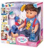 Интерактивная кукла Zapf Creation Baby Born 825365 Братик, 43 см